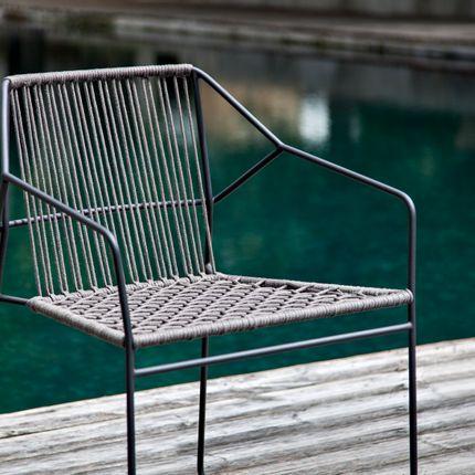 Lawn armchairs - Sandur armchair - OASIQ