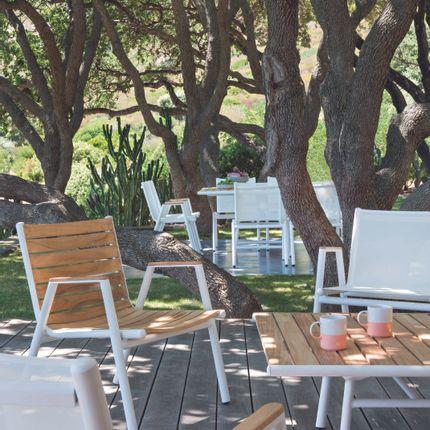 Tables de jardin - PILOTIS - VLAEMYNCK