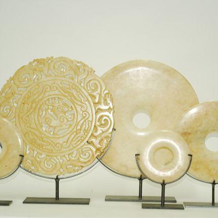 Decorative objects - bi disc - ORNAMENTA