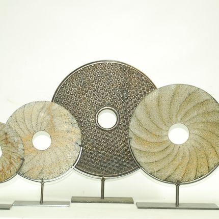 Decorative objects - bi disc - ORNAMENTA