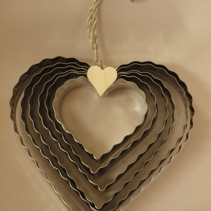 Kitchen utensils - Cookie hearts - VALERIA PRODUKTEN