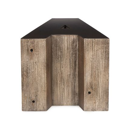 Tables - Wooden Alphabet Side Tables - ANDREW MARTIN INTL LTD