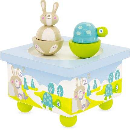 Children's bedrooms - MUSIC BOX: RABBIT - ULYSSE COULEURS D'ENFANCE