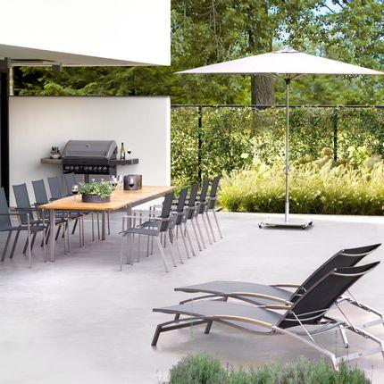 Lawn armchairs - Elx & Soria - BOREK PARASOLS | OUTDOOR FURNITURE