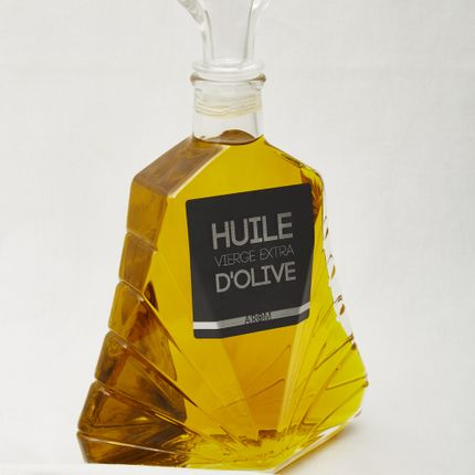 Épicerie fine - CARAFE d'HUILE d'OLIVE Vierge Extra - SMA DIFFUSION A'ROM