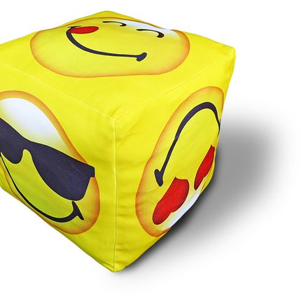 Coussins - Smiley Cube - T&F