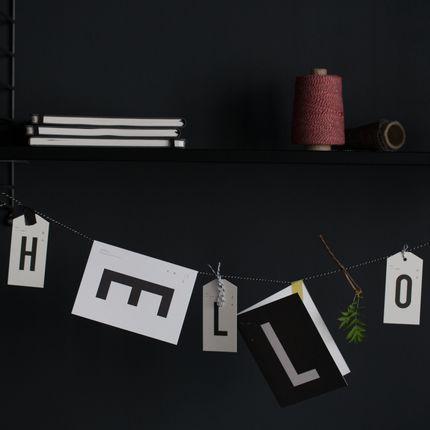 Papeterie / carterie / écriture - cartes de voeux - TYPE HYPE