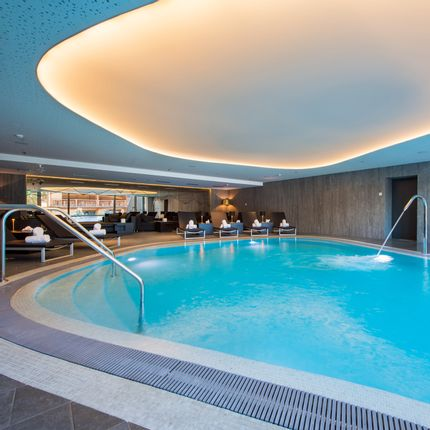 Spa -  Hotel swimming pools - PISCINES CARRE BLEU