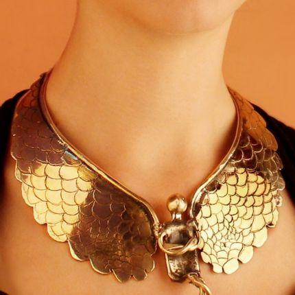 """Jewelry - """"Angel"""" necklace - SZENDY GRINHILDA"""