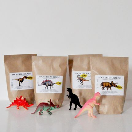 Toys - Dinosaur Surprise bag - CHACHA