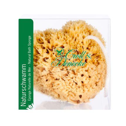 Bath towel - Natural Sea sponge from the Mediterranean Sea - CROLL & DENECKE