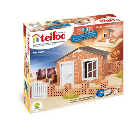 Creative Hobbies - Constructions Teifoc - CADEAU KID