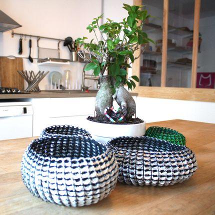 Shopping basket - S_M_L BASKET - BI ETHIC