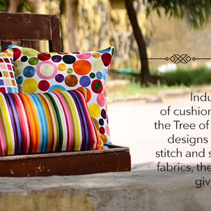 Cushions - CUSHION COVER - CONDOR