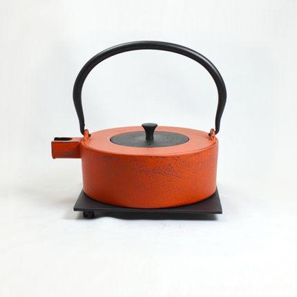 Tea / coffee accessories - Thiere en fonte - JA UNENDLICH