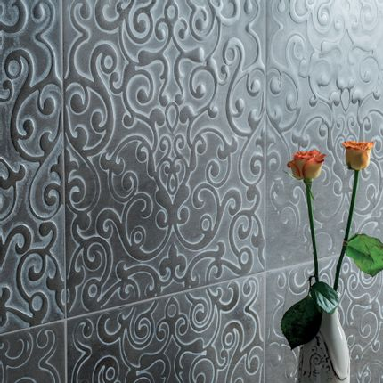 Tiles / flagstones - X-Range FILIGREE - ORVI INNOVATIVE SURFACES