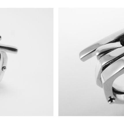 Jewelry - Ring Tierra - OSCAR GALEA