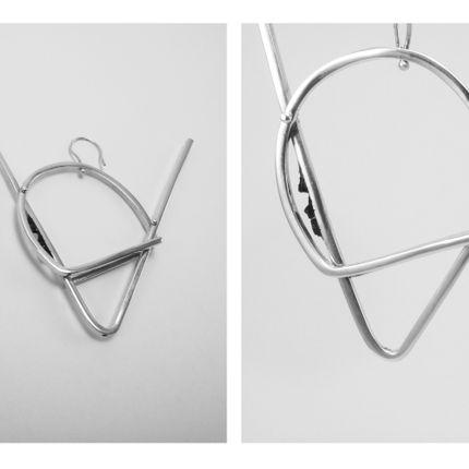 Jewelry - Earrings Viento  - OSCAR GALEA