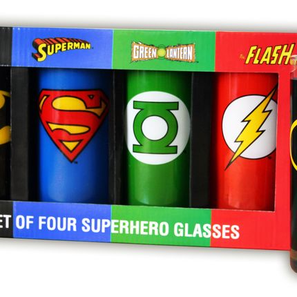 Gift - LOGOSH!RT Superhero Glasses - LOGOSHIRT