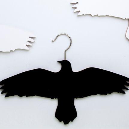 Children's bedrooms - RAVEN Bird Hanger - IHANNA HOME