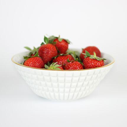 Bowls - porcelain bowl - GOMPF + KEHRER