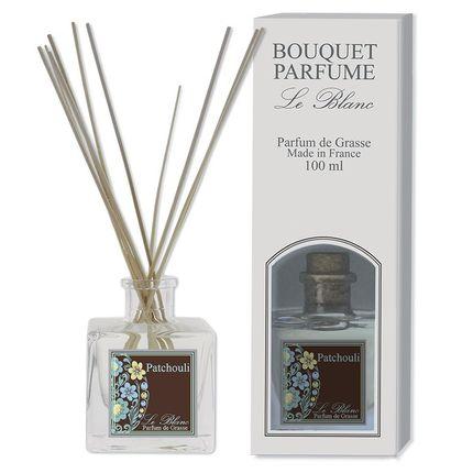 Diffuseurs de parfums - BOUQUET PARFUME 100 ML PATCHOULI LE BLANC - LE BLANC