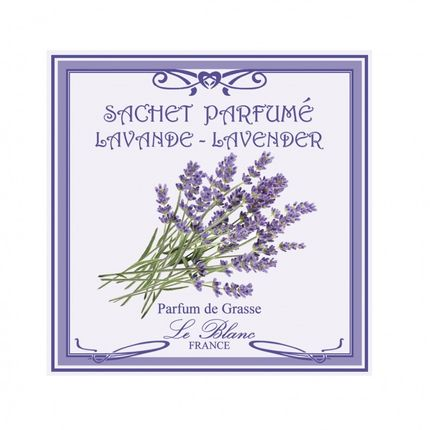 Home fragrances - SCENTED SACHET LAVANDE LE BLANC - LE BLANC