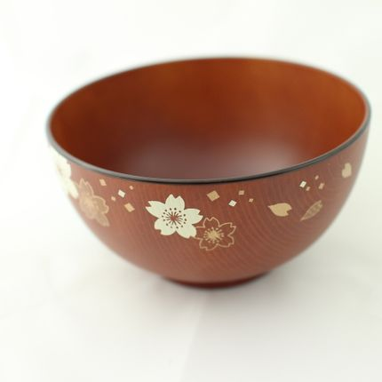 Bowls - Bowl and plates by Sanyoshi - SAKURA BENTO