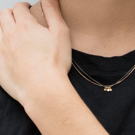 Jewelry - necklace Moon - GILBERT GILBERT