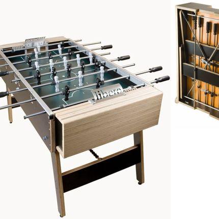 Tables - flix Libero mobile Foosball - FLIX MOBILE LUXURY