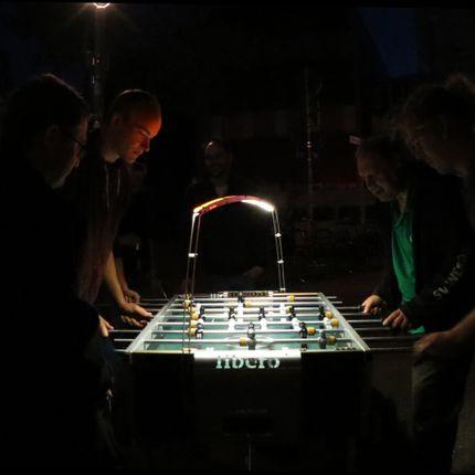 Tables - Libero Floodlight - FLIX MOBILE LUXURY