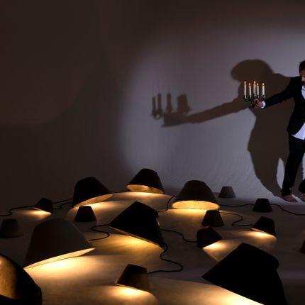 Table lamps - Lampe On-Off Grande - GRAVVE