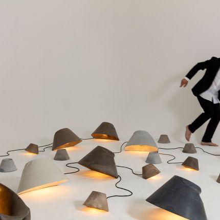 Table lamps - Lampe On-Off Petite - GRAVVE