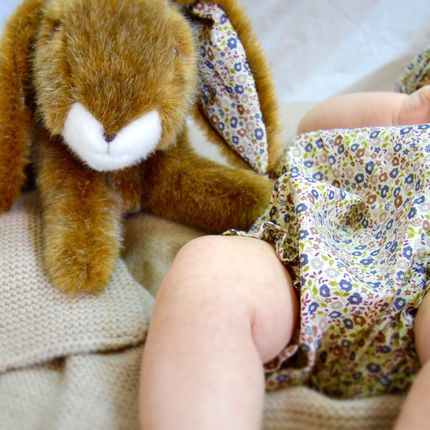 Soft toy - Martin the Rabbit - Calisson Little Royals