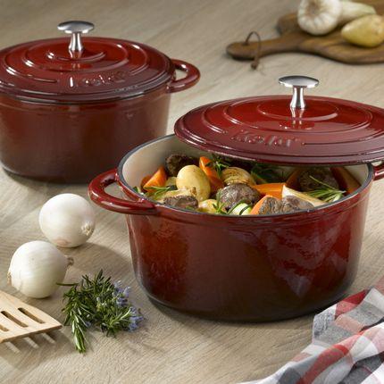 Saucepans  - Cookware Cast Iron - Calido - KELA