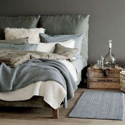 Linge de lit - WASHED LINEN - SUNDAY IN BED