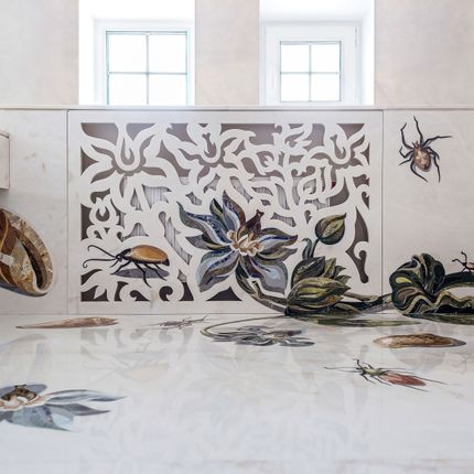Lavabos - Insects collection - STONE GALLERY