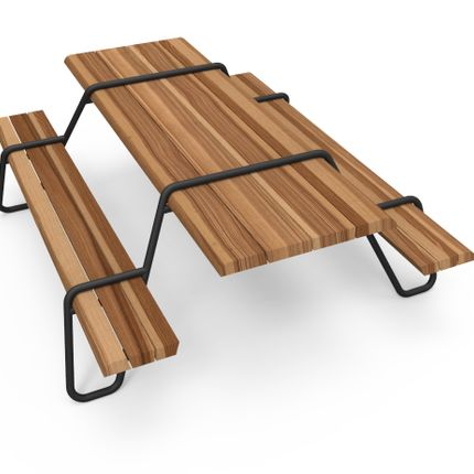 Benches - Clip-board picnic 220 - LONC