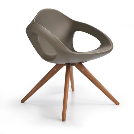 Terraces - Easer 'wood', chair - LONC