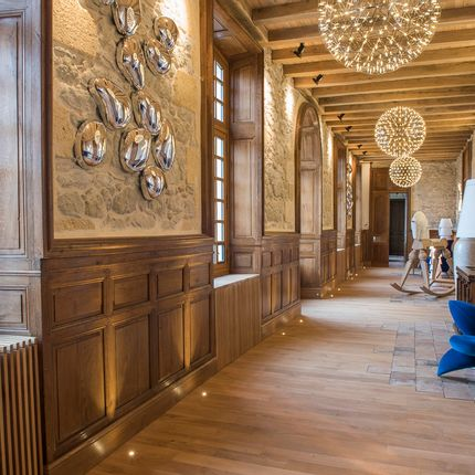 Woodwork - French Art Boiserie - Modern Wood Panelling - ATELIERS JEAN-BAPTISTE CHAPUIS