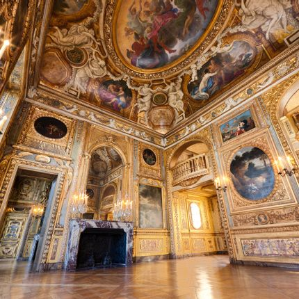 Woodwork - French Art Boiserie Louis XIV style - Wood Paneling - ATELIERS JEAN-BAPTISTE CHAPUIS