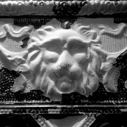 Wall decoration - Antique Tin tiles  - TRIBUS & ROYAUMES PIECES UNIQUES