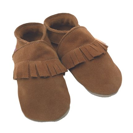 Slippers / shoes - Ciao brown - STARCHILD