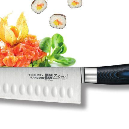 Couteaux - Gamme de couteaux ZEN - FISCHER BARGOIN - L'ENCLUME