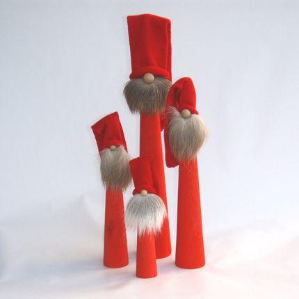Objets design - Lutin rouge - AG SARL