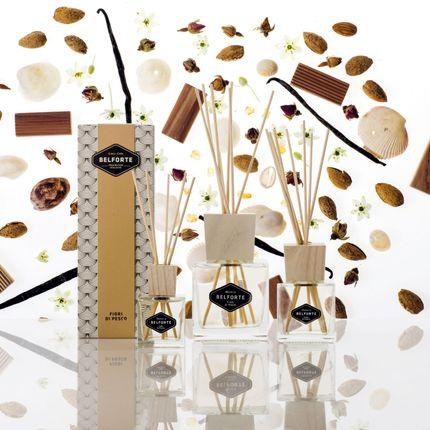 Home fragrances - Rattan Reed Diffuser - BELFORTE FRAGRANZE ITALIANE