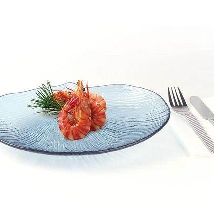 Gift - Assiette à dîner conçue par la palourde - 3D DEKORATIF ESYA SANAYII VE