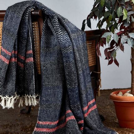 Throw blankets - Throw - SHINGORA HOME
