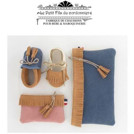 Chaussures - Chaussons et maroquineries - ligne design Savane - LE PETIT FILS DU CORDONNIER