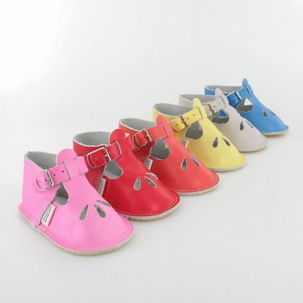 Shoes - Baby Shoes Croiseur - LE PETIT FILS DU CORDONNIER